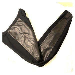 Hue medium black leggings